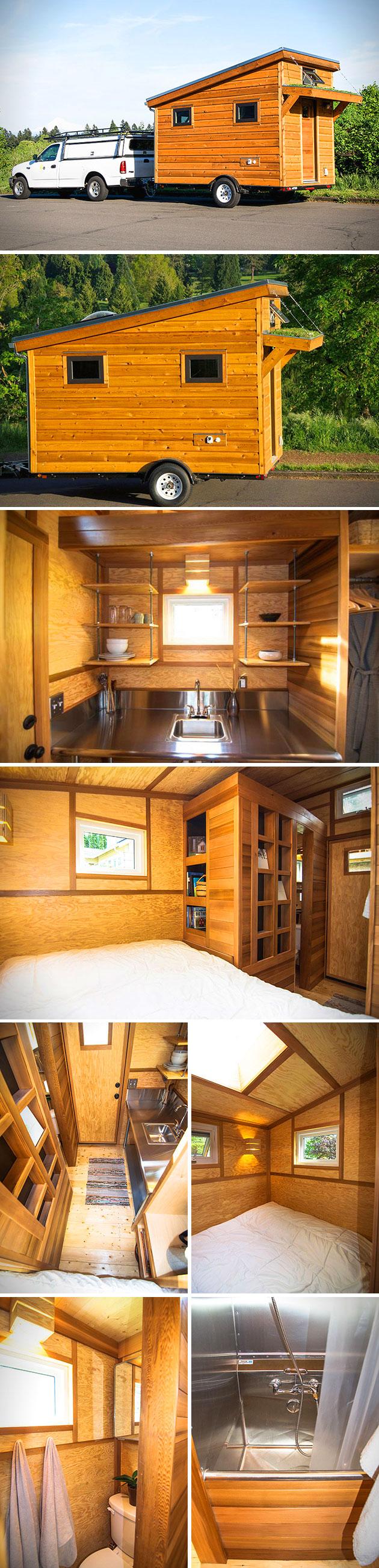Salsa Box Cabin