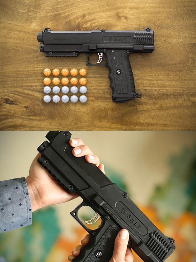 SALT Pepper Spray Gun