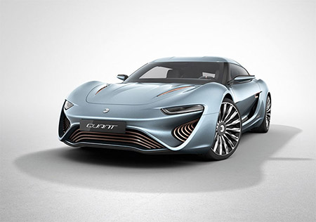 Quant e sportlimousine the salt water powered car with 912
