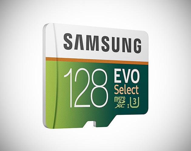 Samsung 128GB Class 10 U3
