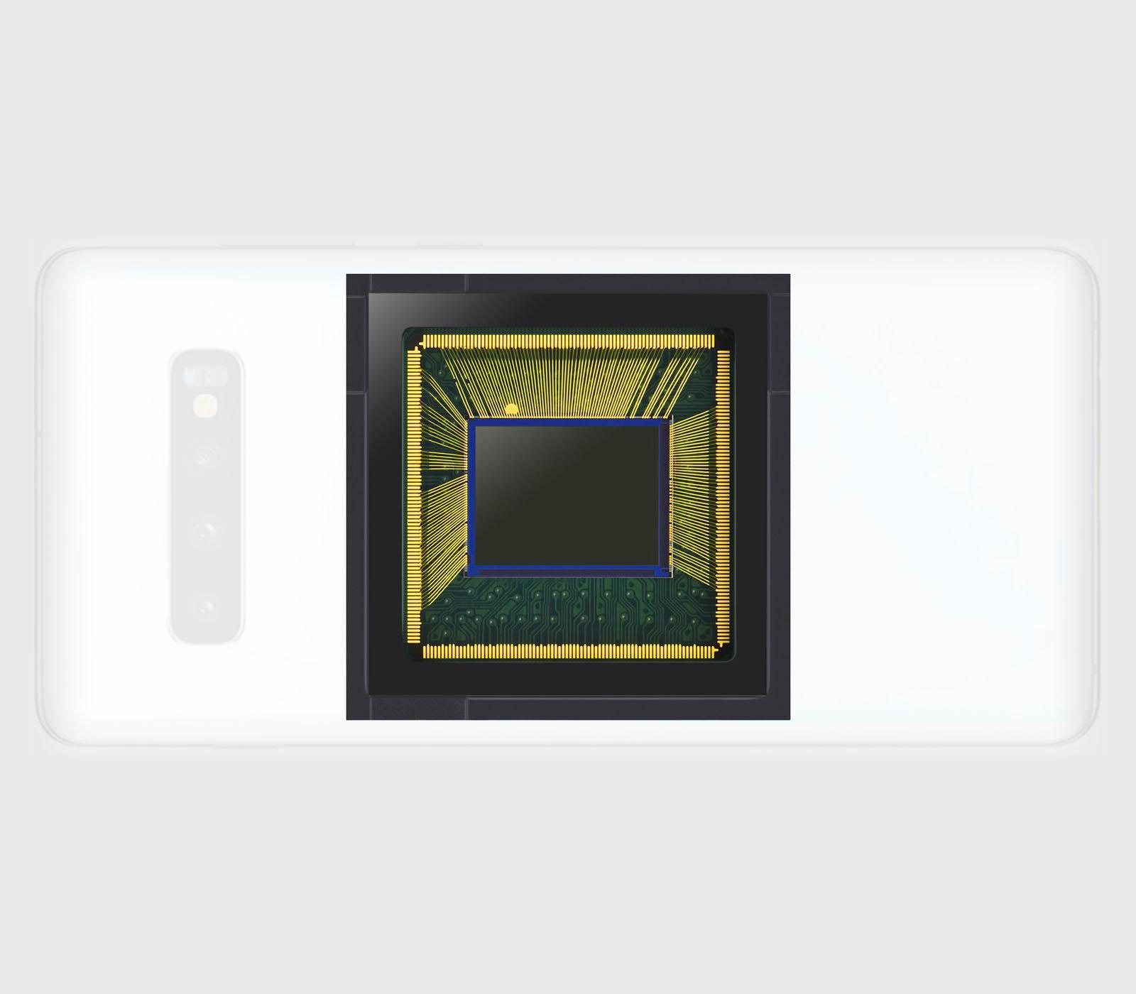 Samsung 64-Megapixel Smartphone Sensor