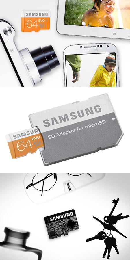 Samsung 64GB EVO