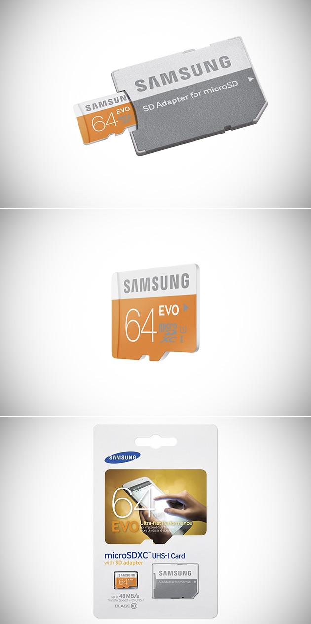 Samsung 64GB MicroSDXC