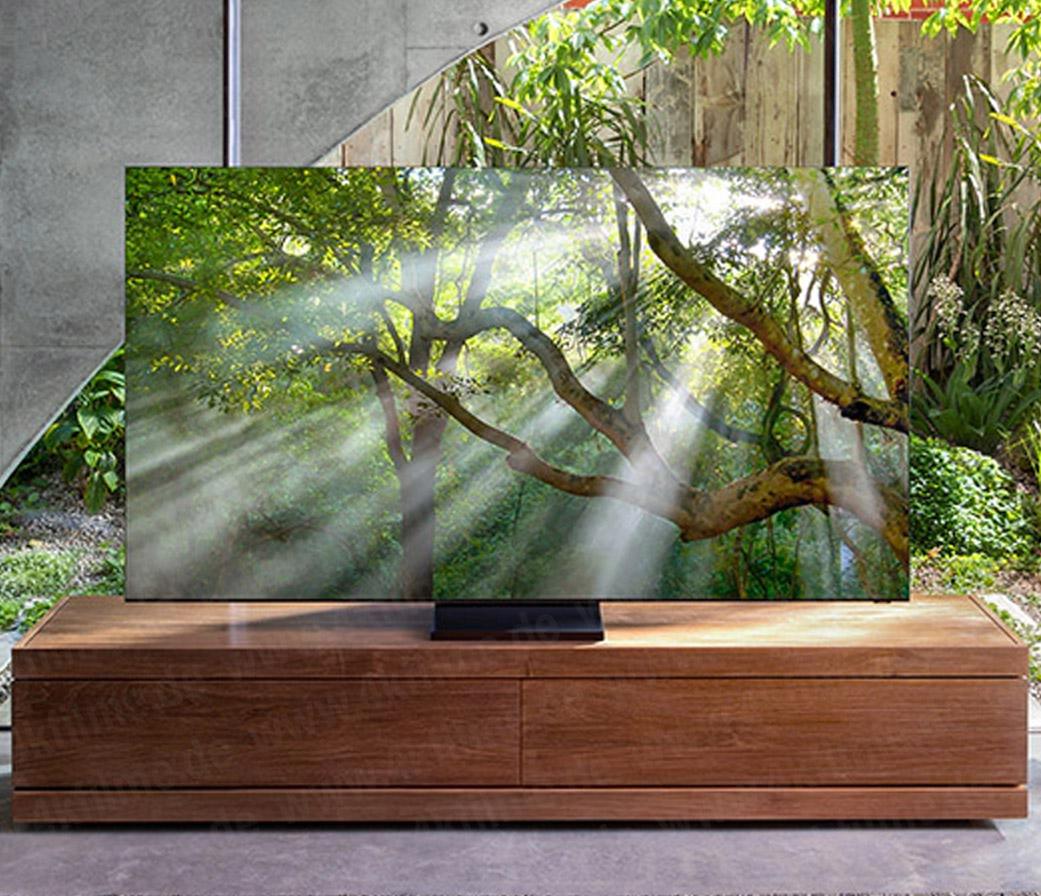 Samsung Bezel-less 8K TV CES