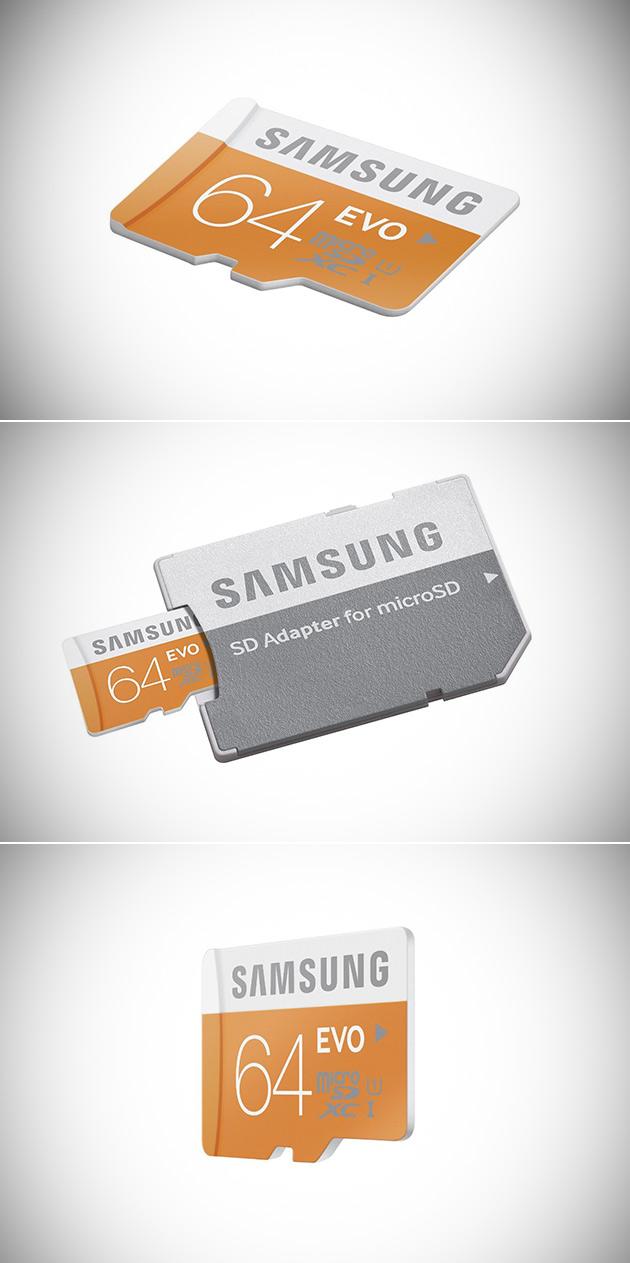 Samsung Evo Memory