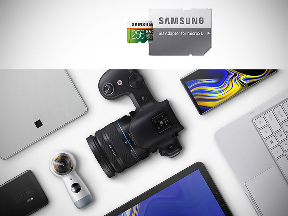 Samsung EVO Select MicroSD
