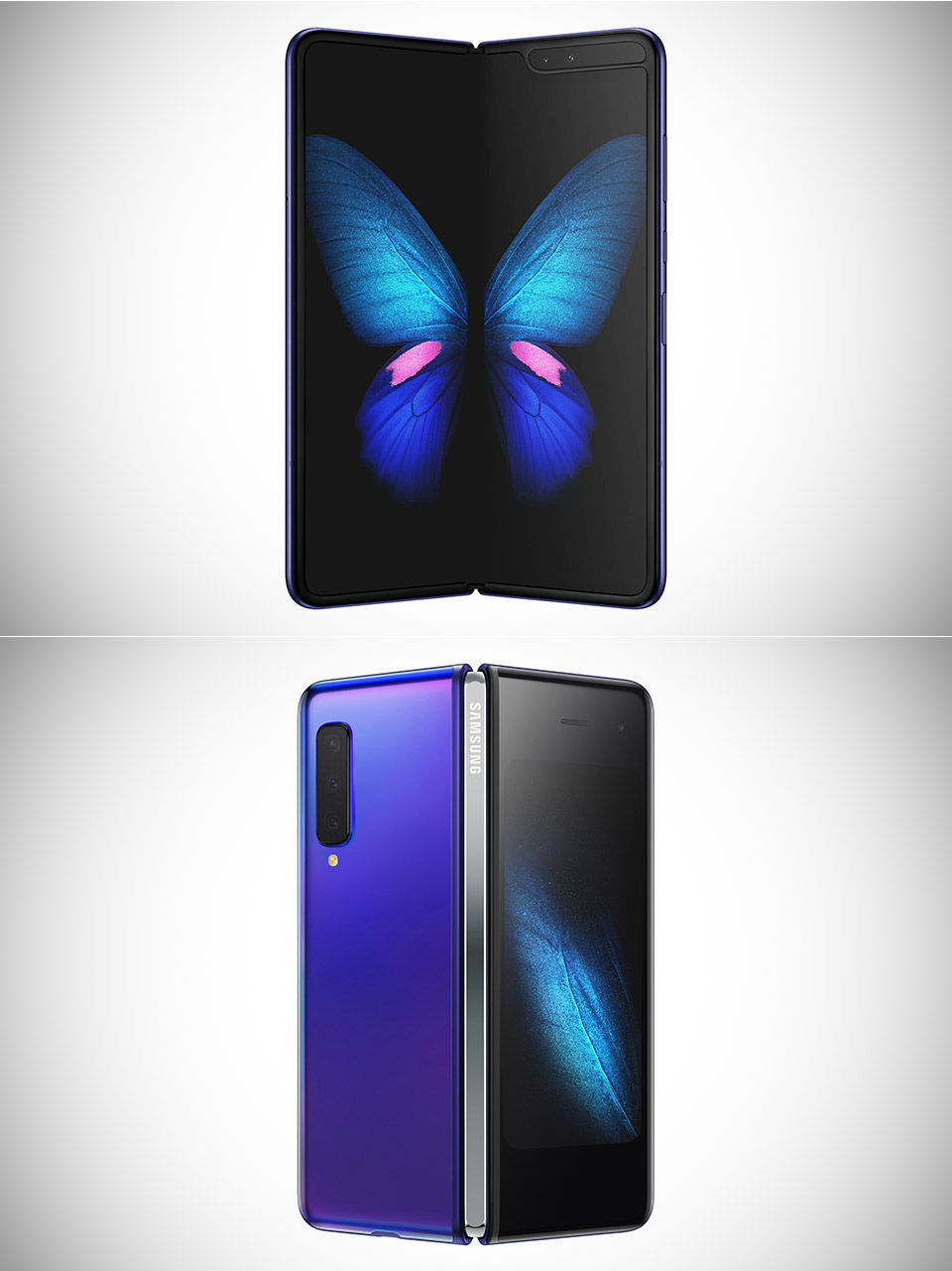 Samsung Galaxy Fold Official