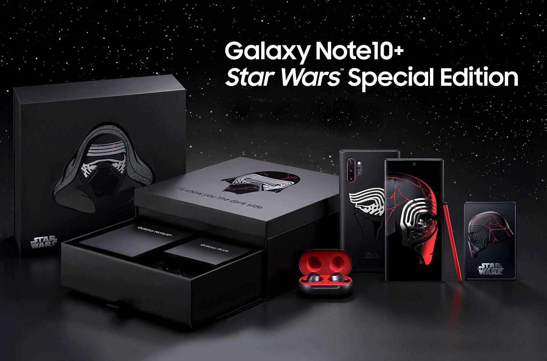 Samsung Galaxy Note 10 Star Wars Hands On