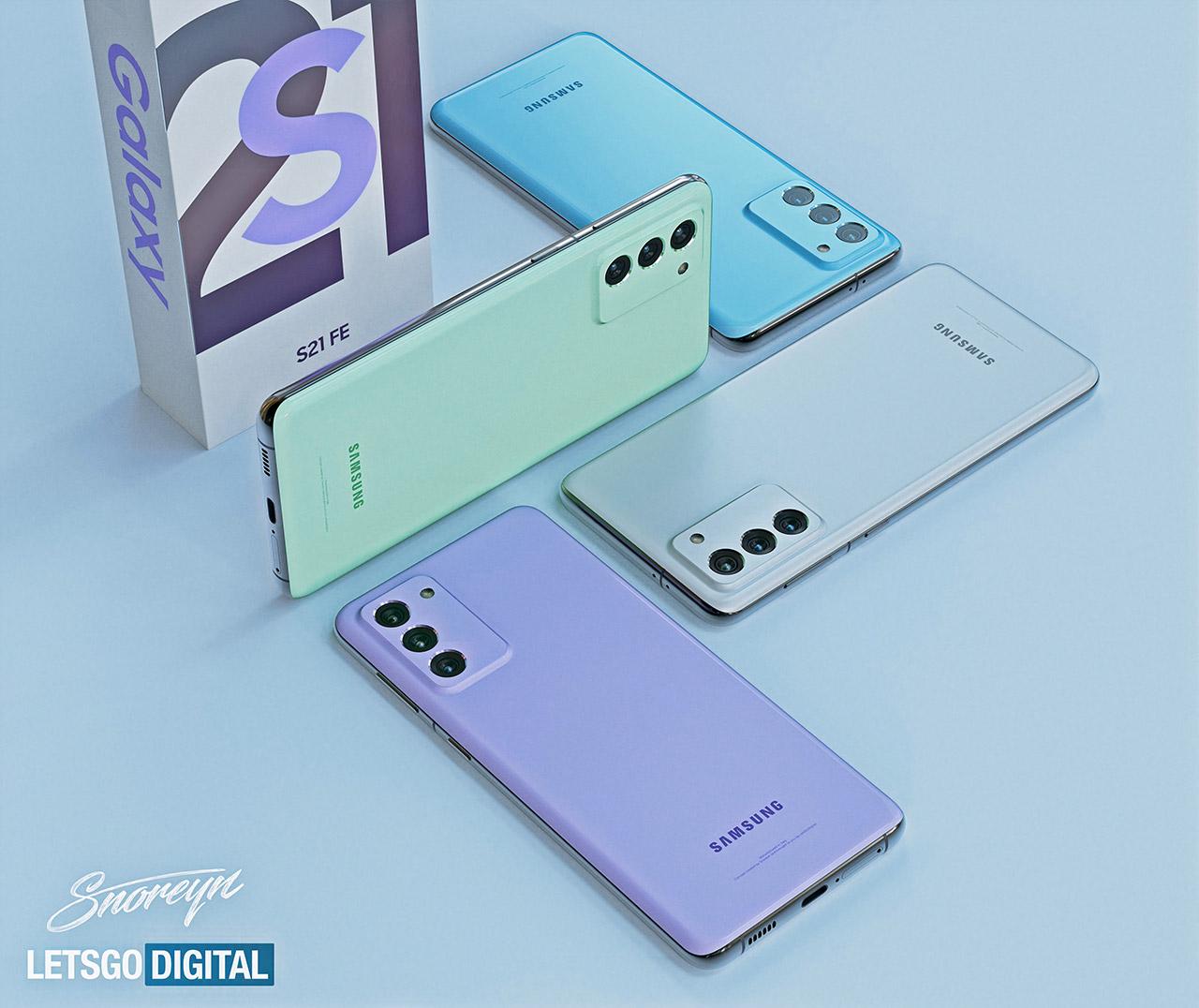 Samsung Galaxy S21 FE Fan Edition