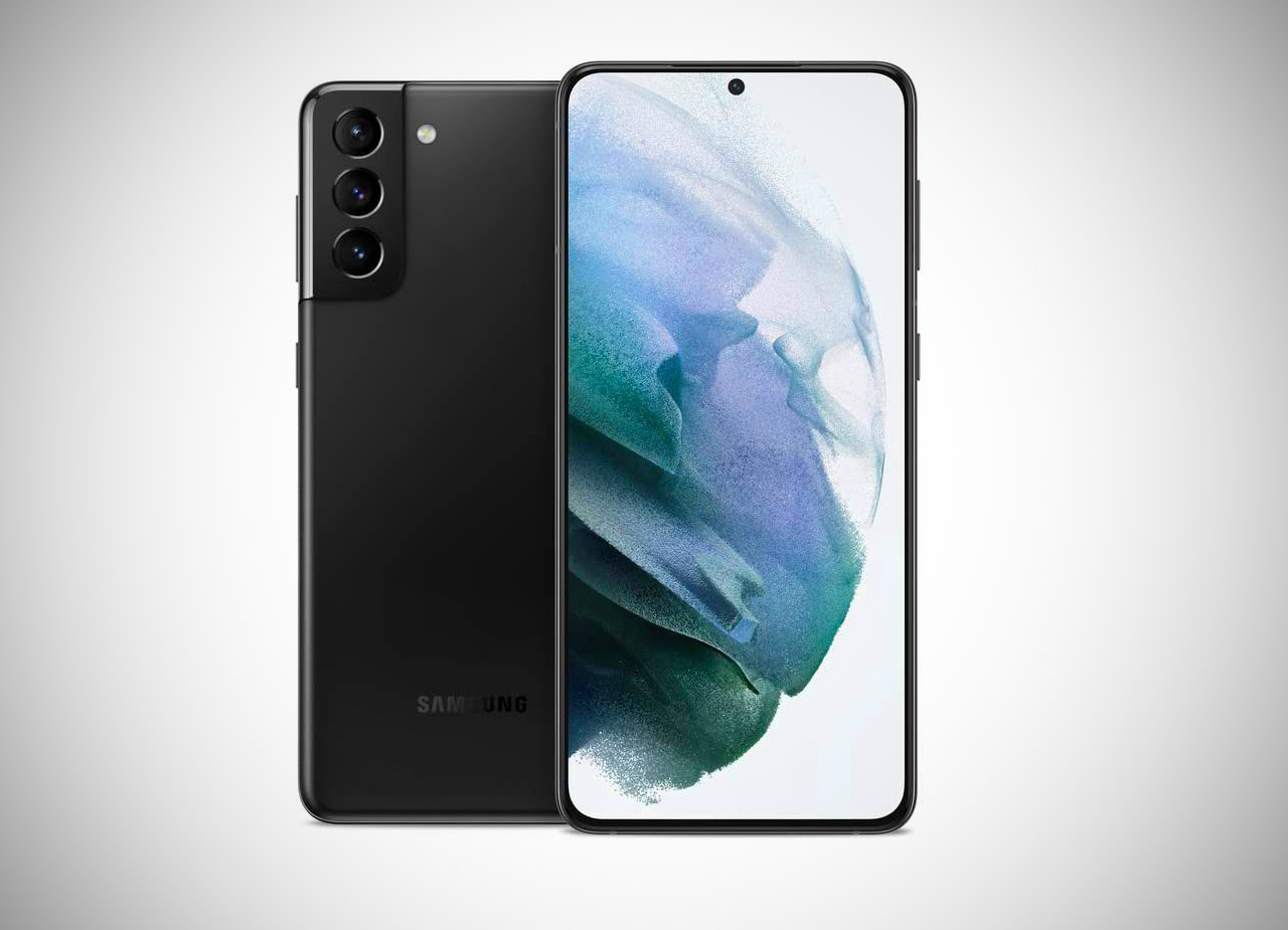 Samsung Galaxy S21 Plus 5G Smartphone