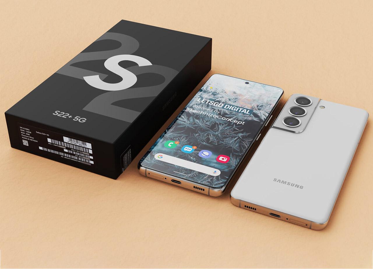 Samsung Galaxy S22 Plus Smartphone