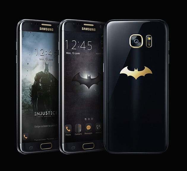 Samsung Galaxy S7 Injustice