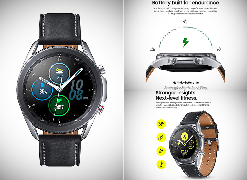 Samsung Galaxy Watch 3 LTE