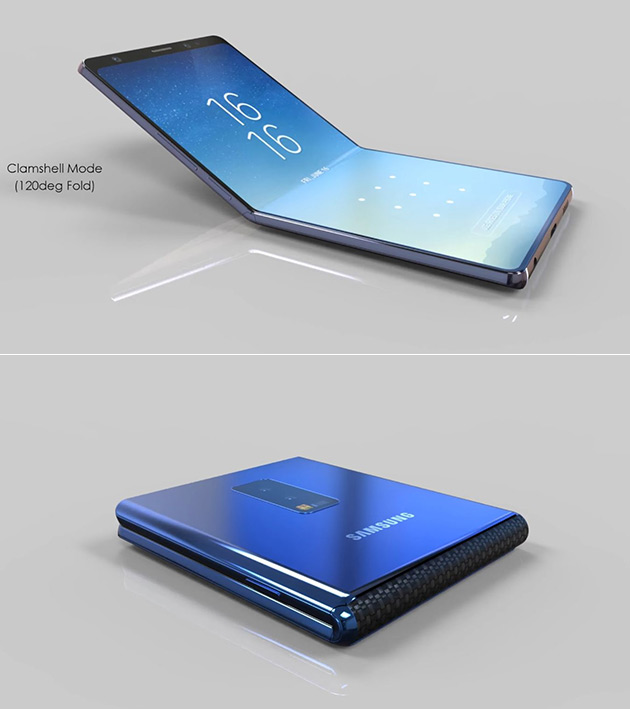 Samsung Galaxy Wing