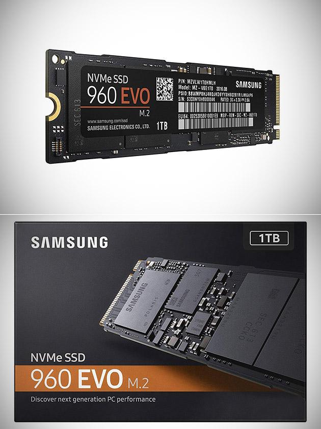 Samsung M2 SSD