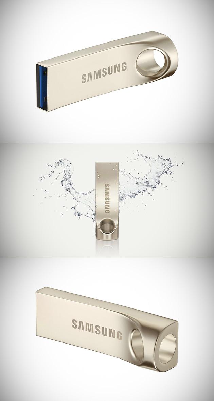 Samsung Metal USB Drive