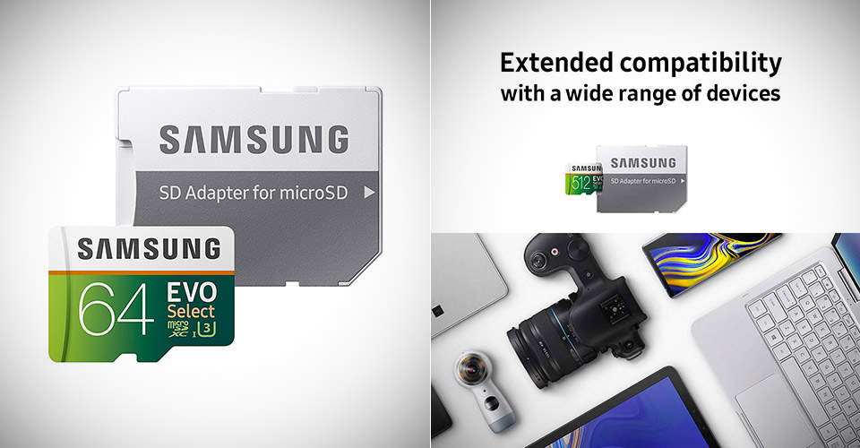 Samsung MicroSD EVO