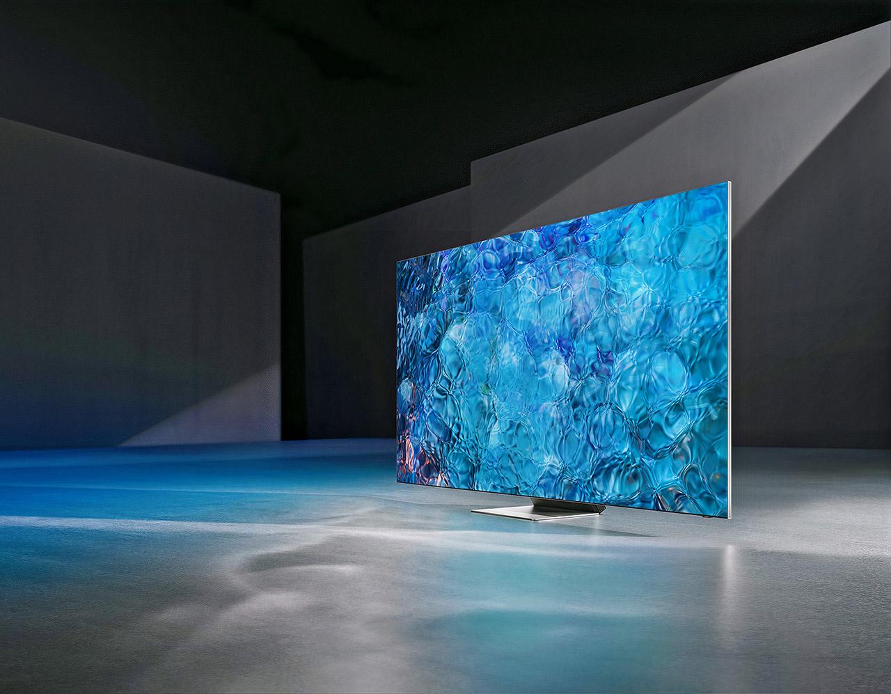 Samsung Neo QLED TV CES 2021