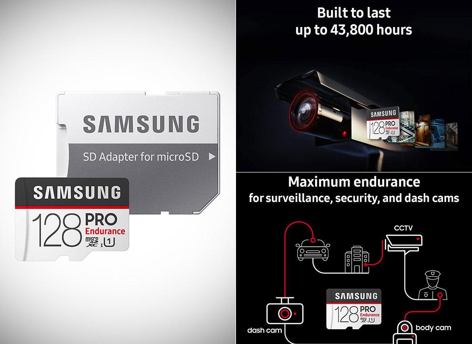 Samsung PRO Endurance MicroSD