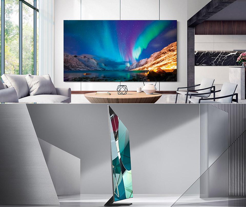 Samsung Q950 8K QLED TV