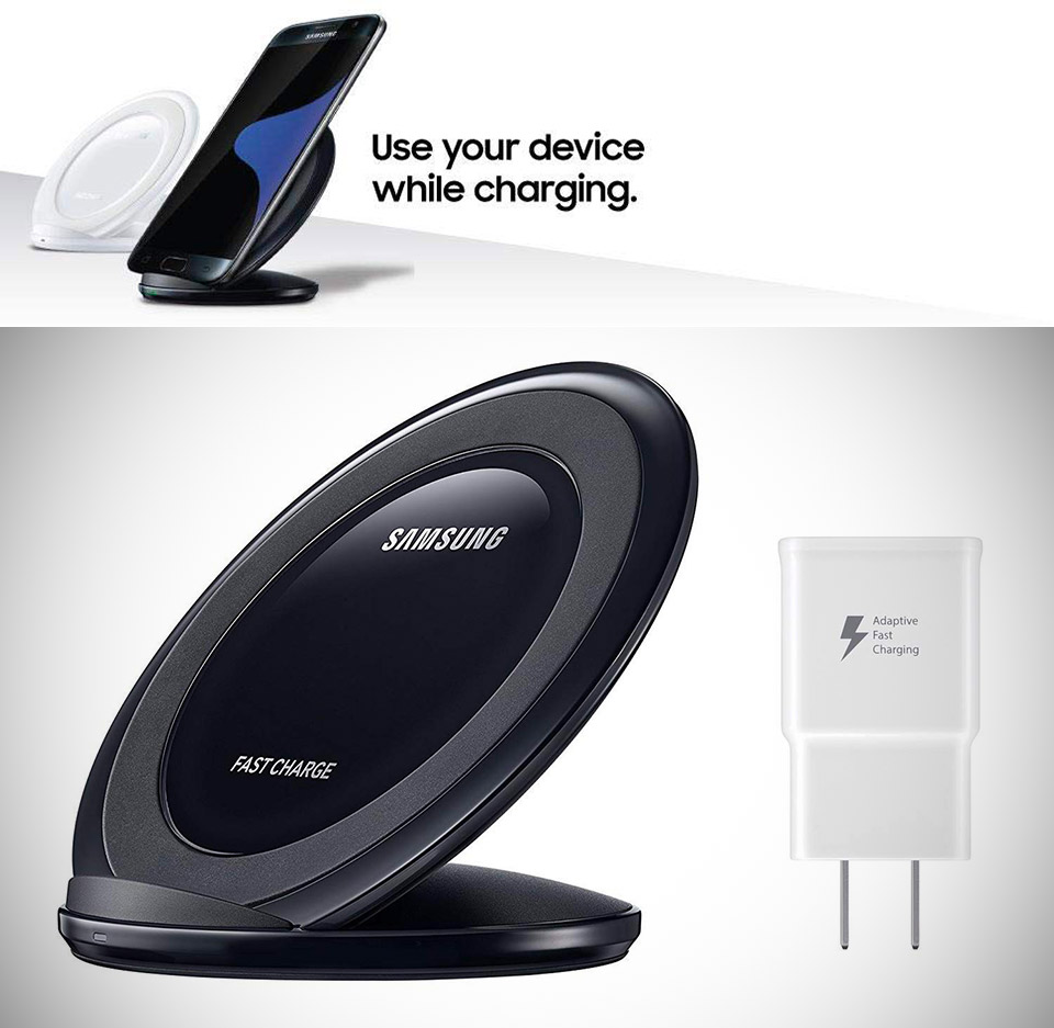 Samsung Qi Fast Charge Wireless Charging Stand