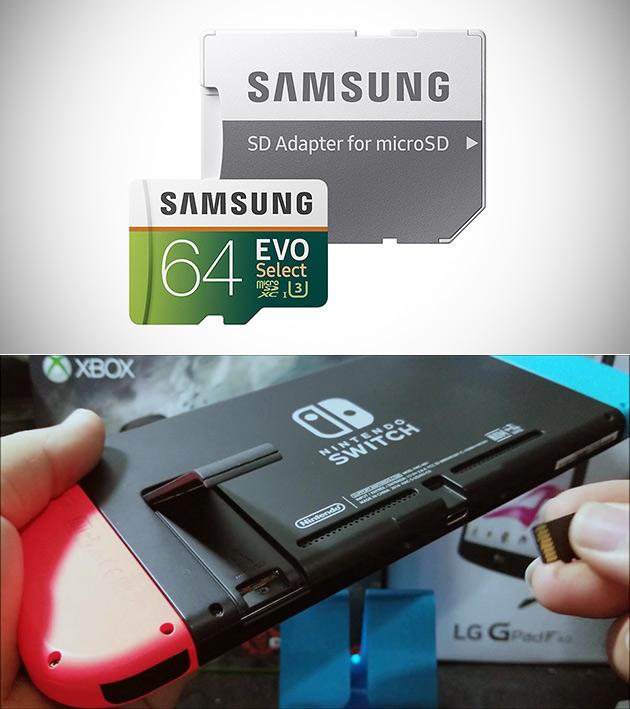 Samsung U3 MicroSDXC