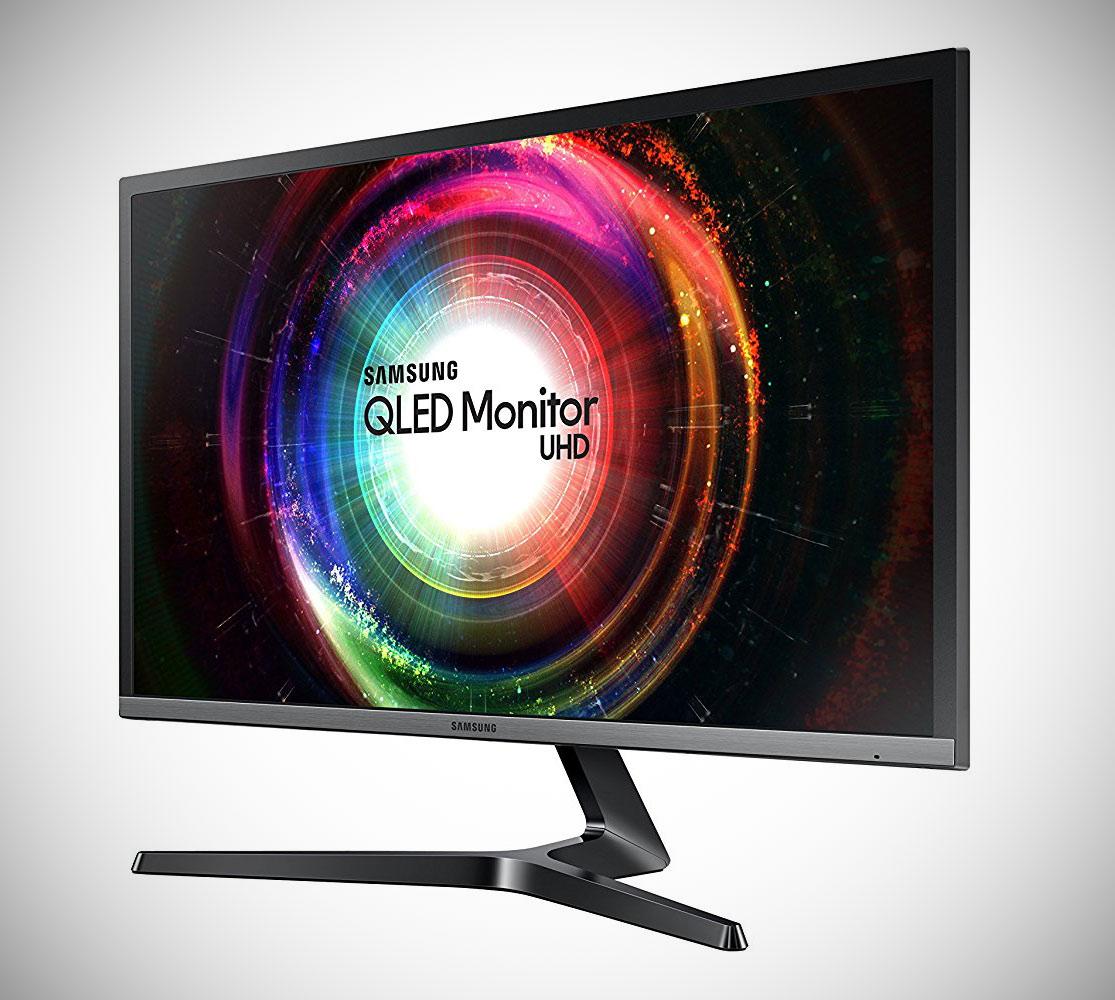 Samsung UH750 QLED 4K Display