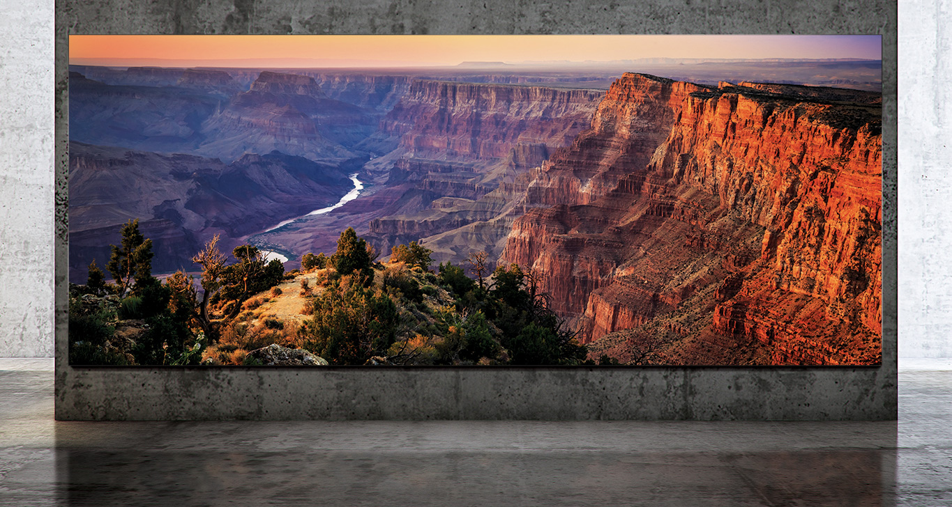 Samsung Wall Luxury
