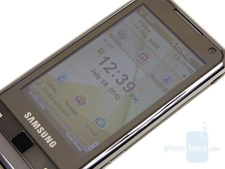 Samsung Omnia Phone