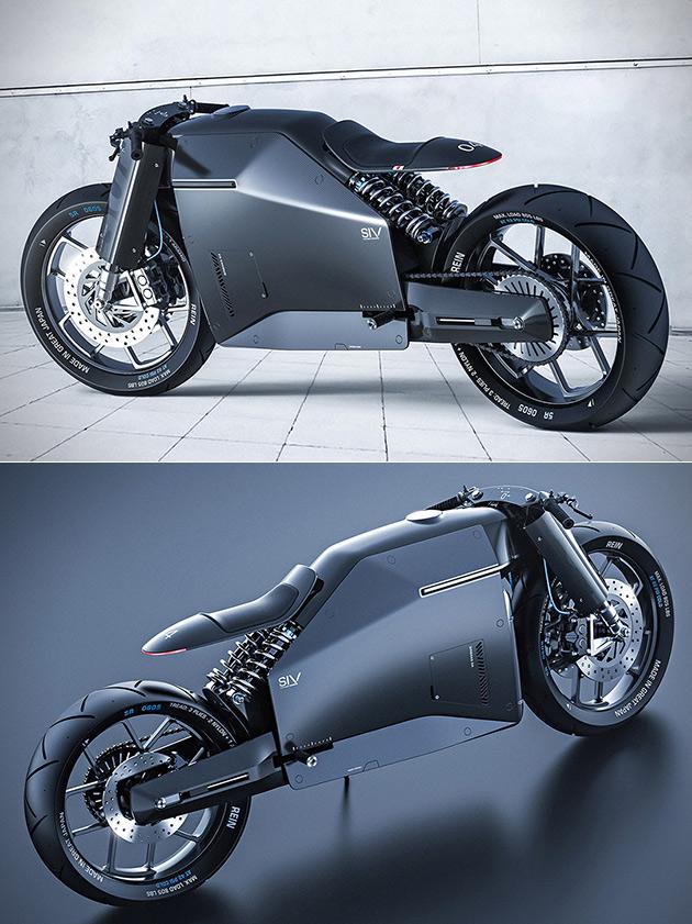 Samurai Motorcycle