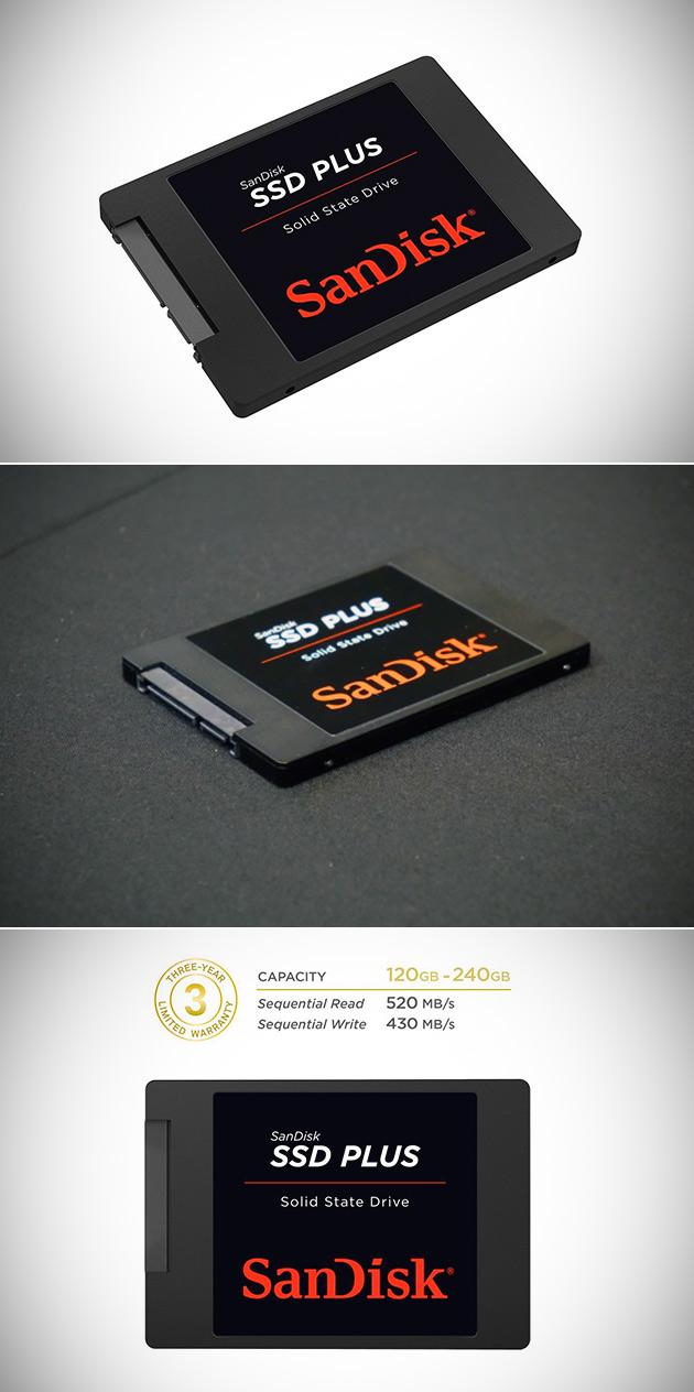SanDisk 240GB SSD