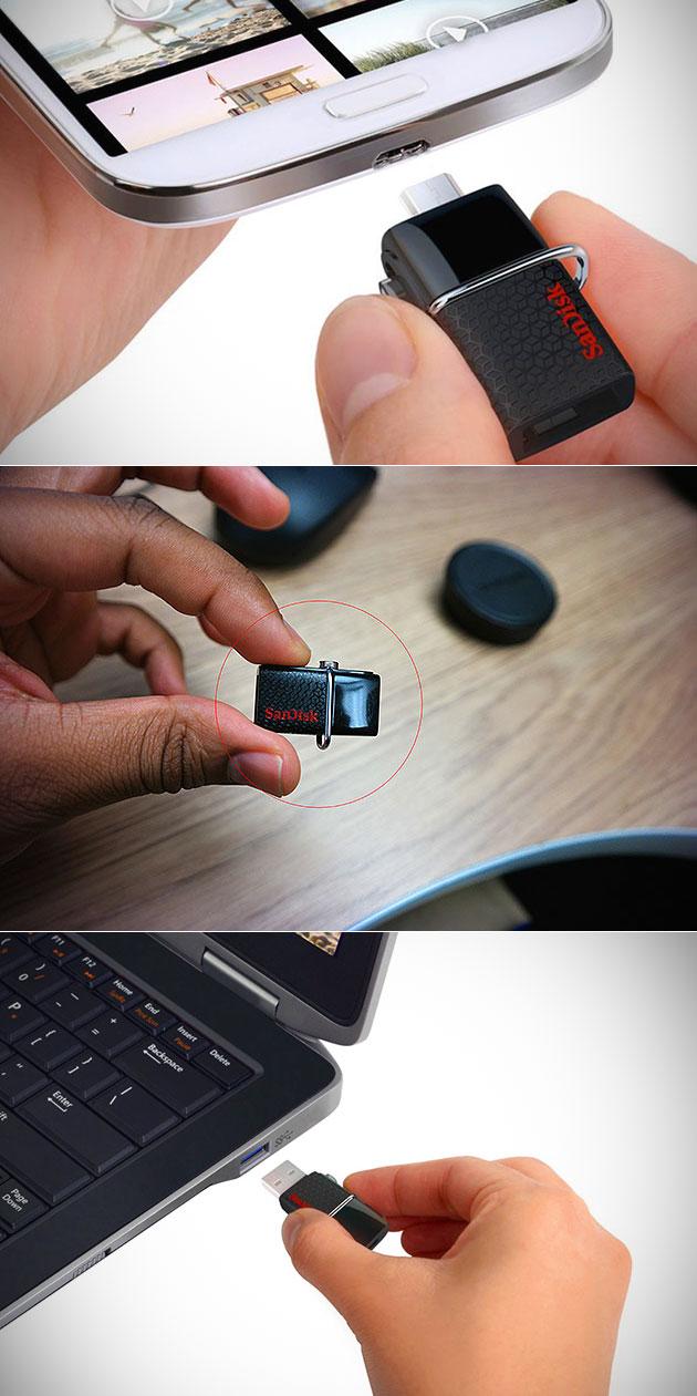 SanDisk Ultra 64GB Micro OTG