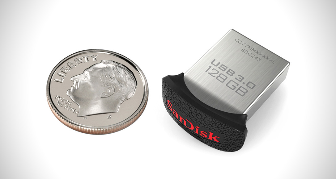 SanDisk Ultra Fit Drive