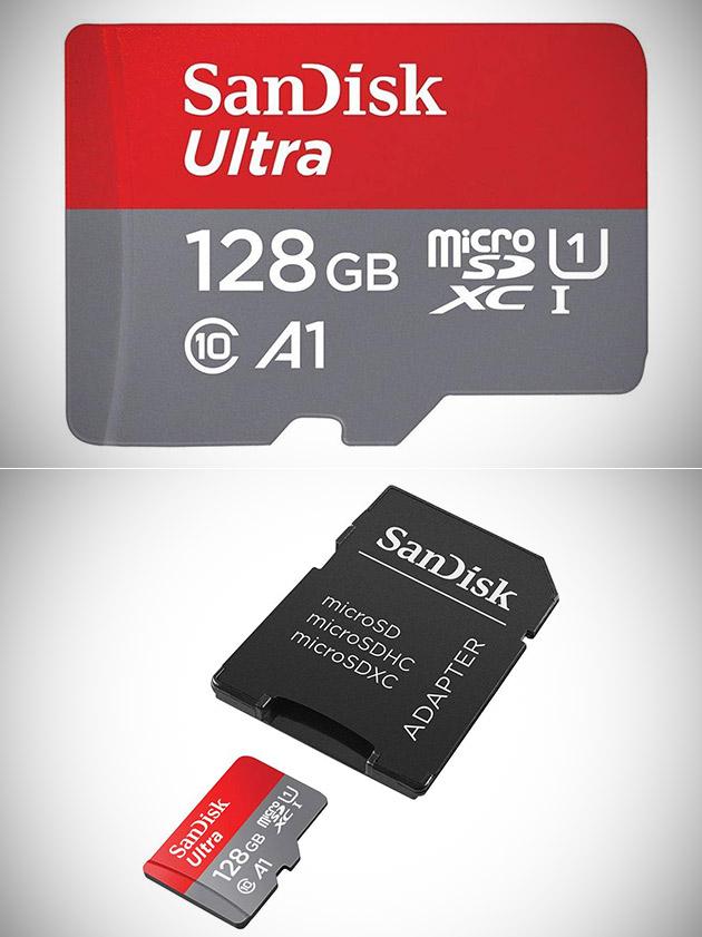 SanDisk Ultra 128GB microSDXC
