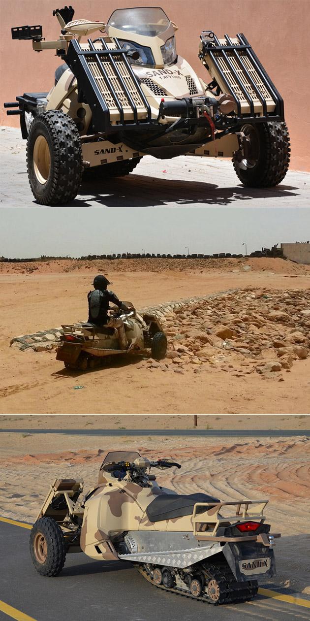 SAND-X T-ATV 1200