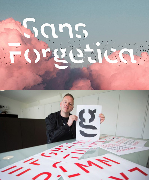 Sans Forgetica is a New Font Designed to Help Boost Your Memory