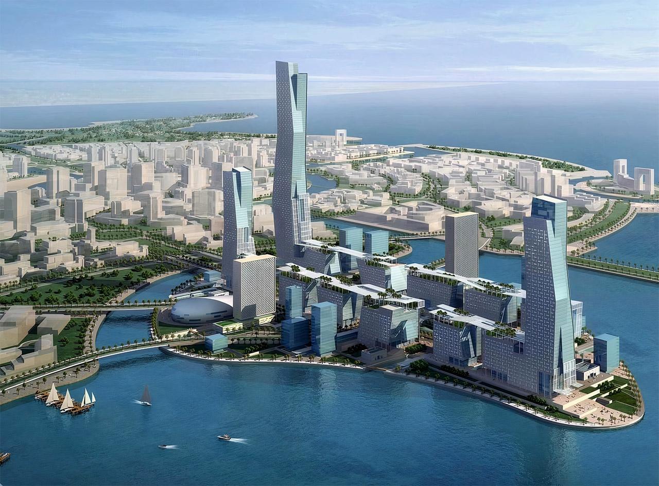 Saudi Arabia The Line Linear City NEOM