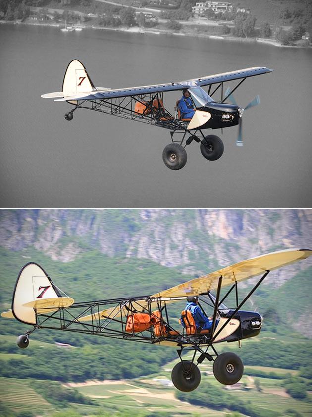 Savage Bobber Plane
