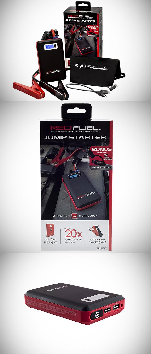 Schumacher SL161 Jump Starter