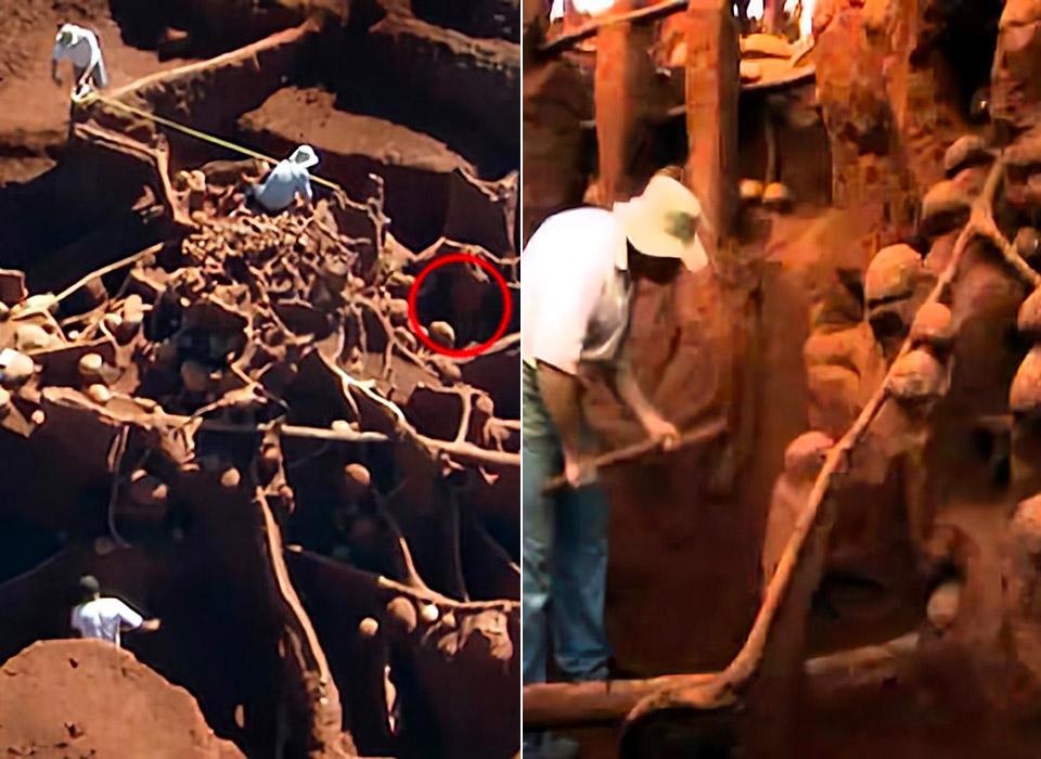 Scientist Cement Anthill City Megalopolis