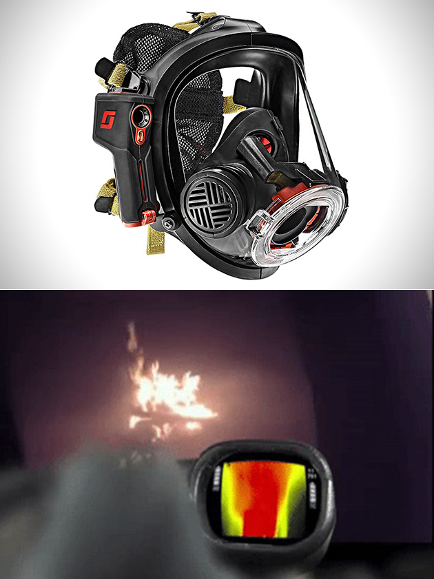 Scott Sight Thermal Mask