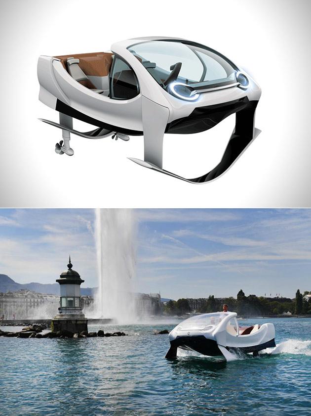 SeaBubbles River Taxi