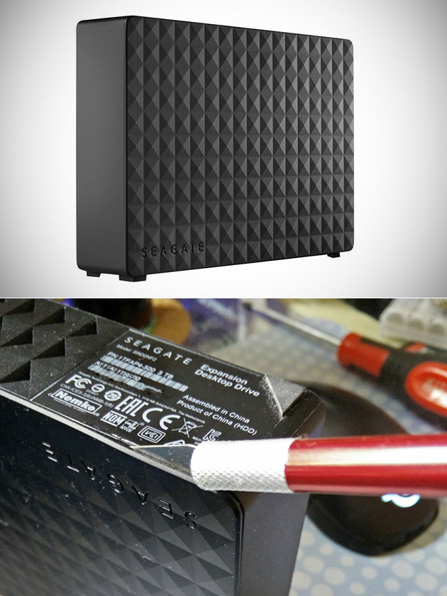 Seagate Expansion 5TB