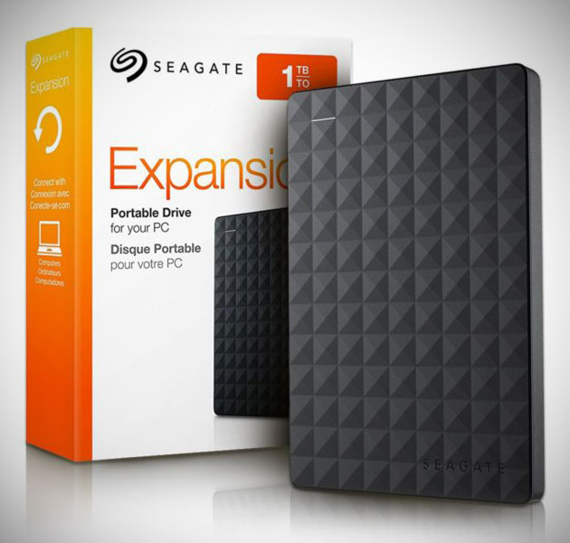 Seagate Expansion Hard Drive