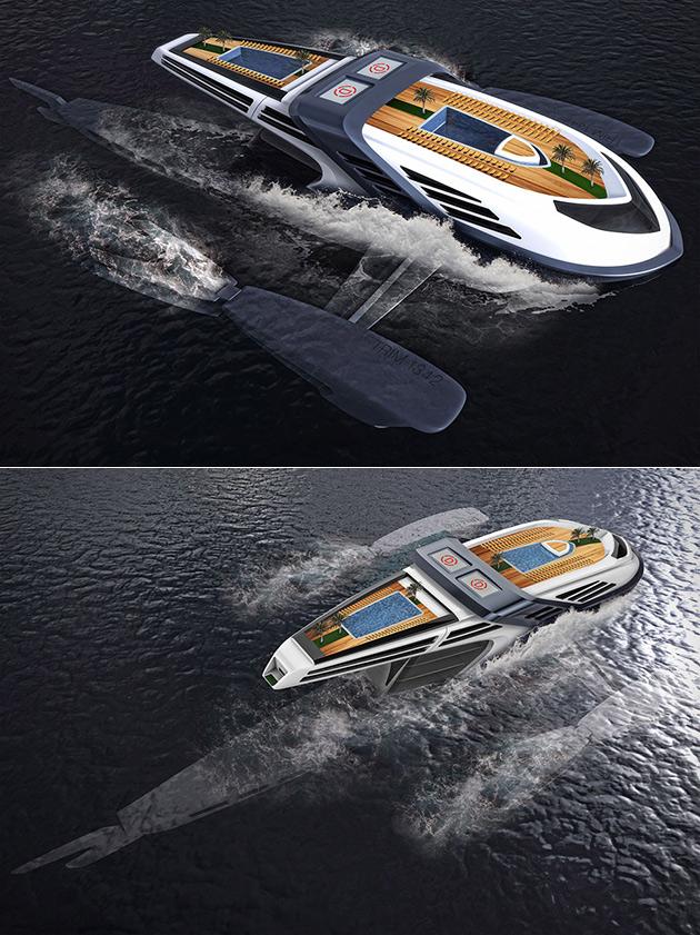 Seataci Yacht