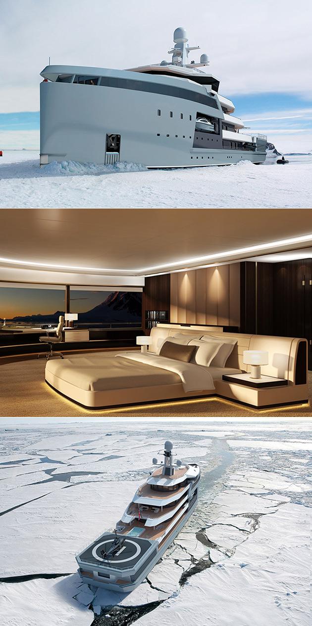 SeaXplorer Yacht