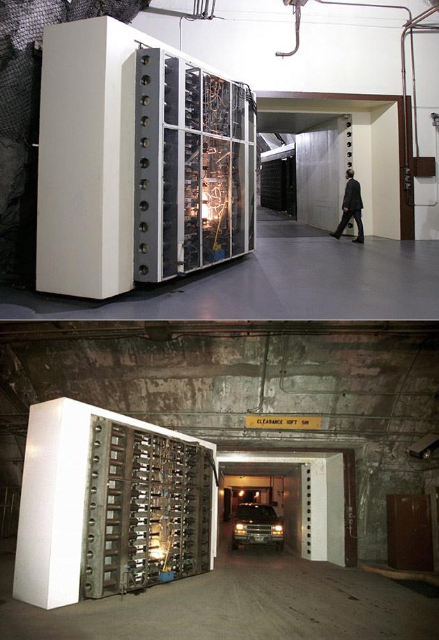 Secret US Bunker