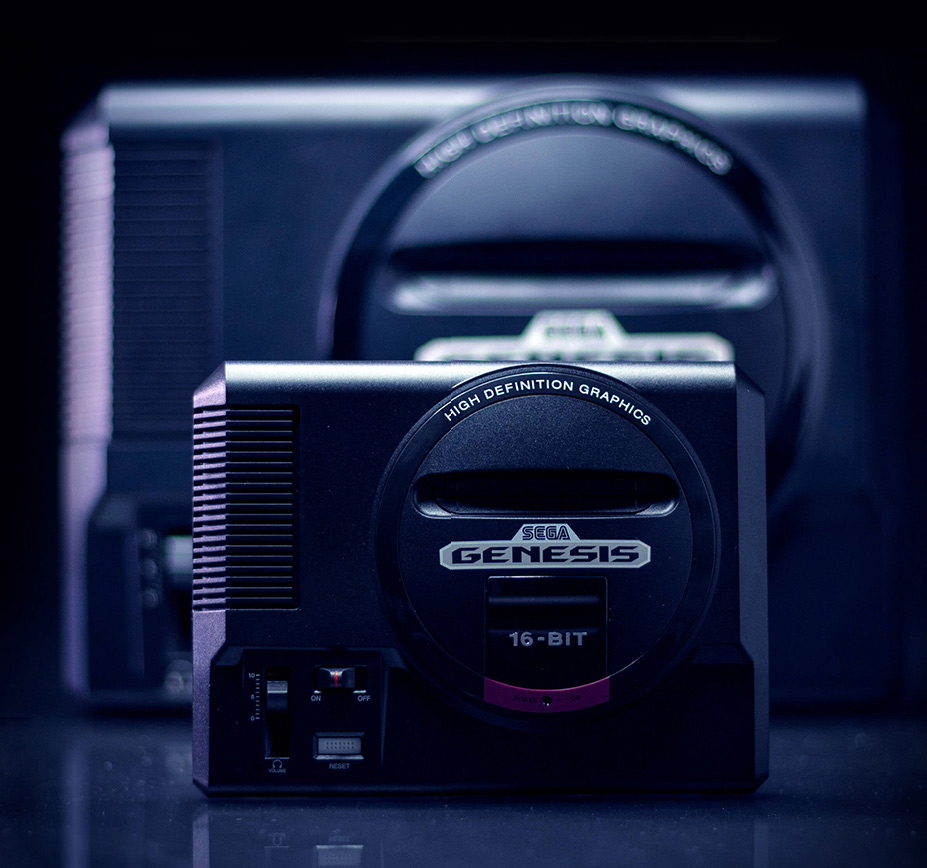 SEGA Genesis Mini Hands-On