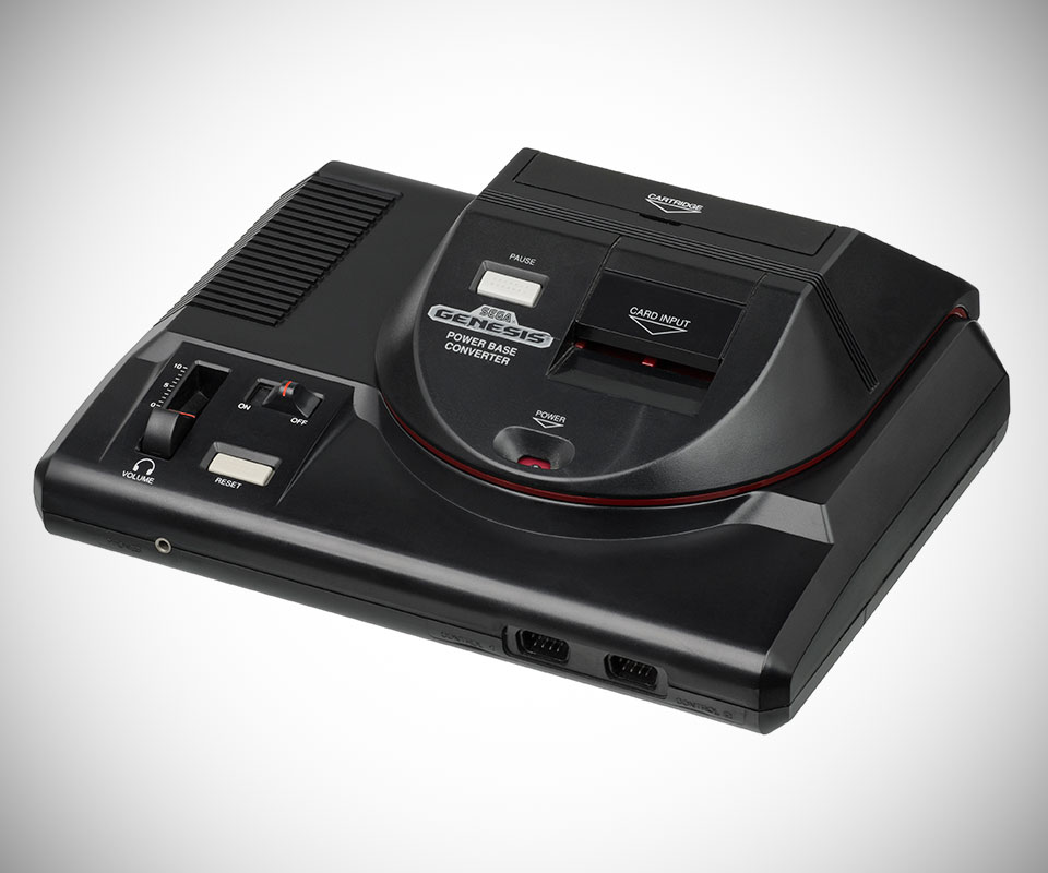 SEGA Power Base Converter