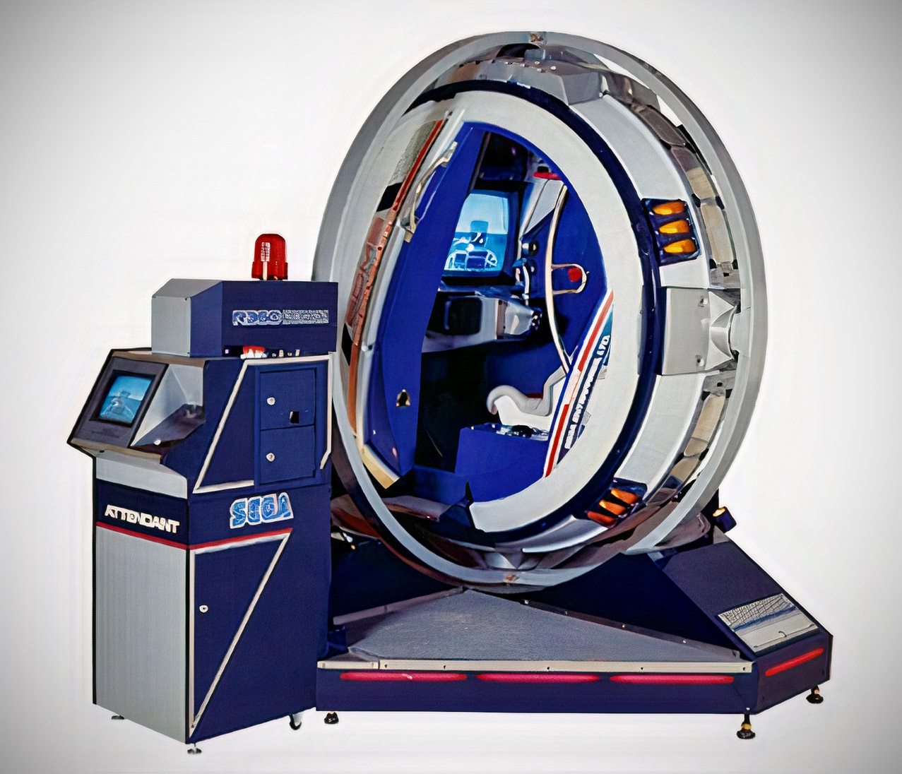 SEGA R360 Arcade Machine